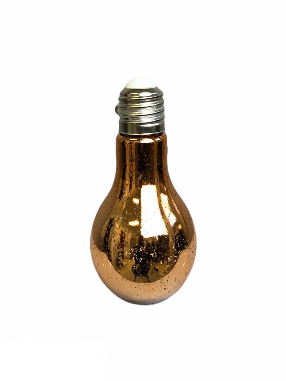 LANTERNA LUMINOSE LAMPADINA SMALL CON LED